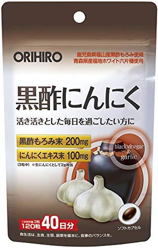 オリヒロ PD 黒酢にんにく
