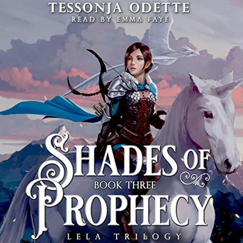 Shades of Prophecy Audiobook By Tessonja Odette cover art