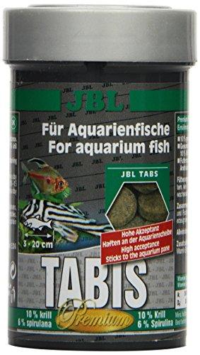 JBL Tabis 40600 Premium Alleinfutter für Saugwelse, Futtertabletten 100 ml