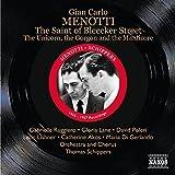 Menotti:Saint of Bleecker Stre