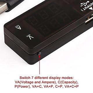 DROK USB 2.0 رقمي متعدد