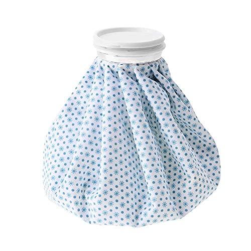 YuKeShop Bolsa de hielo, reutilizable, bolsa de hielo frío, muy duradera, fácil de operar, oficina para el hogar