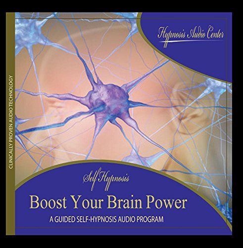 Price comparison product image Boost Your Brain Power - Guided Self-Hypnosis