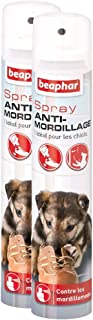 Beaphar Dog anti-mordillage Spray 125ml – Pack of 2