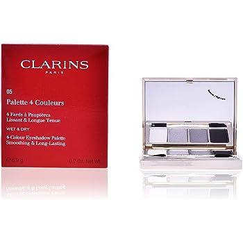 Clarins - Sombras de ojos 4 colores brown: Amazon.es: Belleza