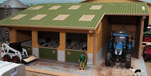 BRUSHWOOD Toy Farm BT8940 Pig Shed scale 1:32