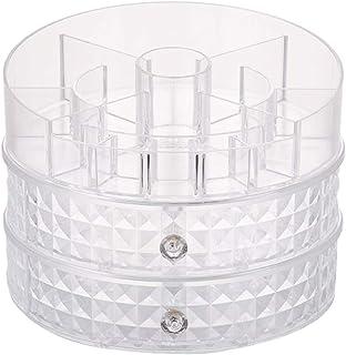 SAP- Boîte de rangement cosmétique à la maison PP Bureau grande capacité Boîte de rangement cosmétique économie d'espace t...