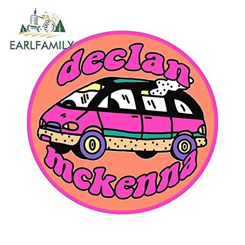JYIP 13cm x 12 7 cm por Declan Mckenna autobús refrigerador de coche parabrisas oclusión cero VAN de dibujos animados calcomanía de parachoques-Style_A