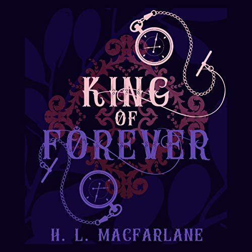 King of Forever  By  cover art