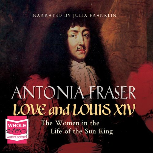 Love and Louis XIV cover art