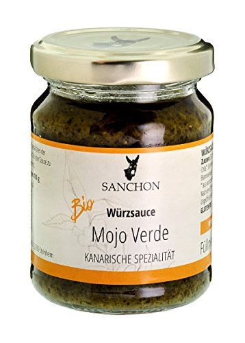 Sanchon Mojo Verde (125 g) - Bio