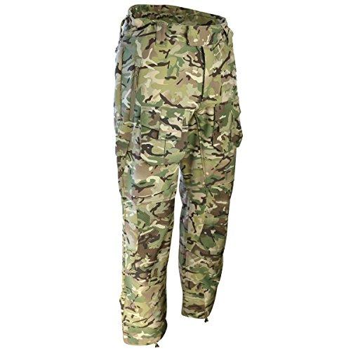 Kombat UK Patriot Pantalon Tactique L Multicolore
