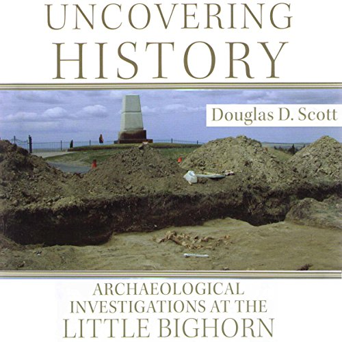 Uncovering History audiobook cover art