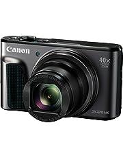 Canon PowerShot SX720 HS, Siyah