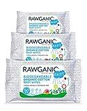 Rawganic Babytücher PUR   Sanfte, Biologisch...