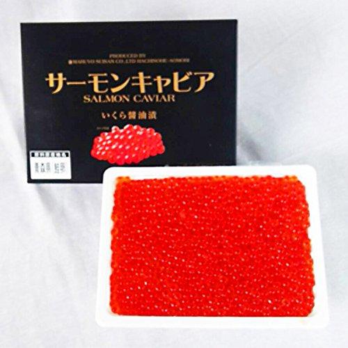 魚鶴商店 サーモンキャビア (国産いくら醤油漬) 500g