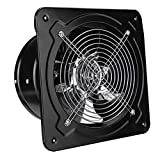 COUYY Industrial Ventilation Kitchen Bathroom Exhaust Fan Exhaust Fan Metal air Conditioner Commercial Blower...