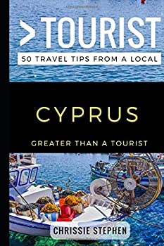 Paperback Greater Than a Tourist – Cyprus: 50 Travel Tips from a Local Book