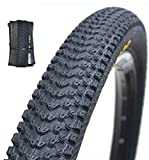 Wxnnx Neumáticos de Bicicleta de montaña, 26/27.5 Pulgadas x 1.95/2.1 Neumático MTB Plegable, Neumáticos antipinchazos para Bicicletas, Neumáticos sin cámara,26 * 1.95