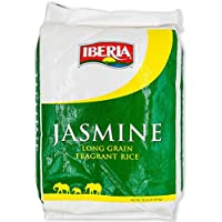 18lb Iberia Jasmine Long Grain Fragrant Rice