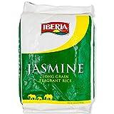 Iberia Jasmine Long Grain Fragrant Rice, 18 Pounds