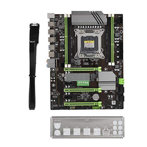 Wendry X79T V6.0 RTL8111F Gigabit LAN DDR3 LGA2011 moederbord voor desktop-pc's van de Xeon I7-serie