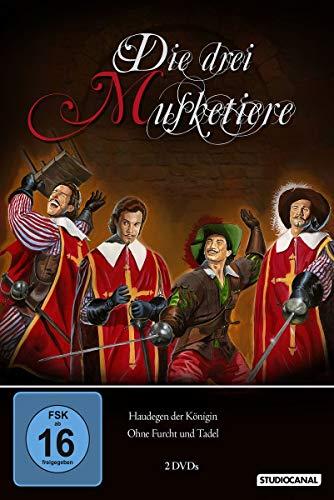 Die drei Musketiere - Teil 1 und 2 [2 DVDs]