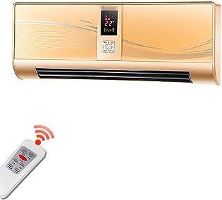 Calentador - Calentador eléctrico de Pared Calentador de Aire Acondicionado de Ahorro de energía para el hogar 25W / 1250W / 2500W, temporización 7.5H