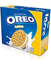 Oreo Golden Milk's Favourite Cookies - 38 gm (Pack of 16)
