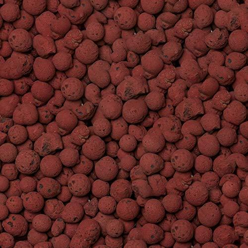 brockytony 8-16 mm. (Pflanzton, Pflanzgranulat, Blähton) 5 Liter. ROT. BT801Y5