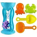 MagiDeal 5pcs Kinder Strandspielzeug Sandspielzeug
