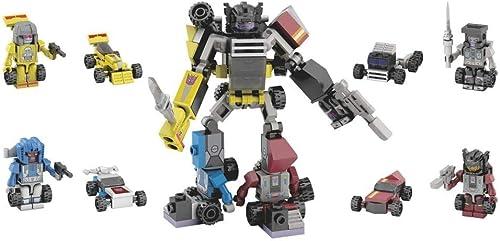 autorización oficial Transformers Kre-O Micro Micro Micro Changers Action Figure  Menasor by Transformers  barato en alta calidad