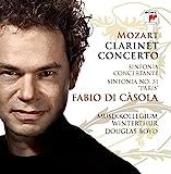 Mozart: Clarinet Concerto-Sinfonia C...