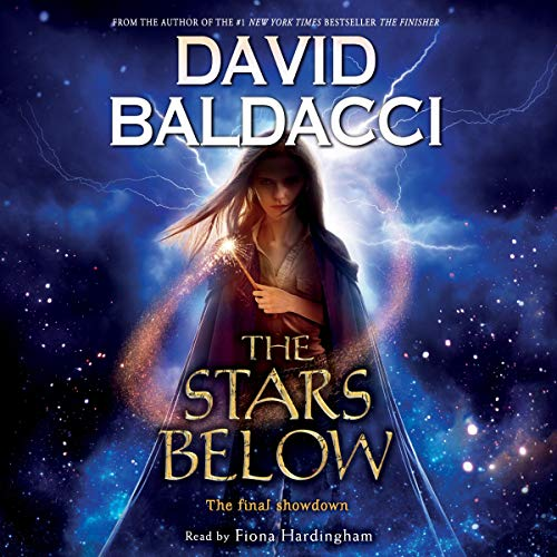 The Stars Below audiobook cover art
