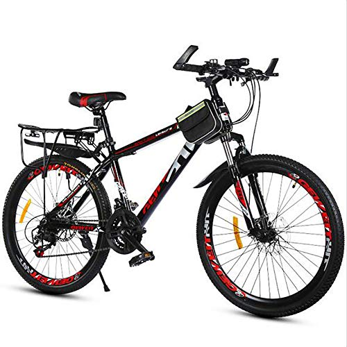 LTJY High Timber Mountain Bike, 21 Speed,Mountain Trail Bike 20-26 inch, Adult mountain bike (men and women),22 inch