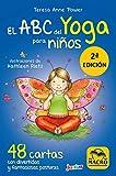 MACRO EDITORIAL ABC del yoga para niños. 48 cartas con divertidas y fantasiosas posturas