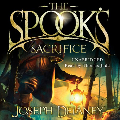The Spook's Sacrifice cover art