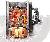 Zoom IMG-2 weber bricchetti carbone fsc carbonella