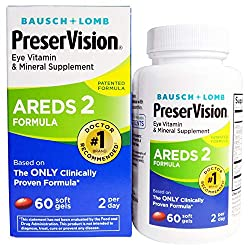 Bausch & Lomb PreserVision
