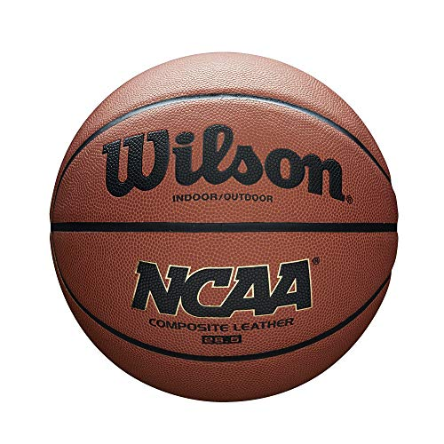 Wilson NCAA Composite Basketball, Intermediate - 28.5""