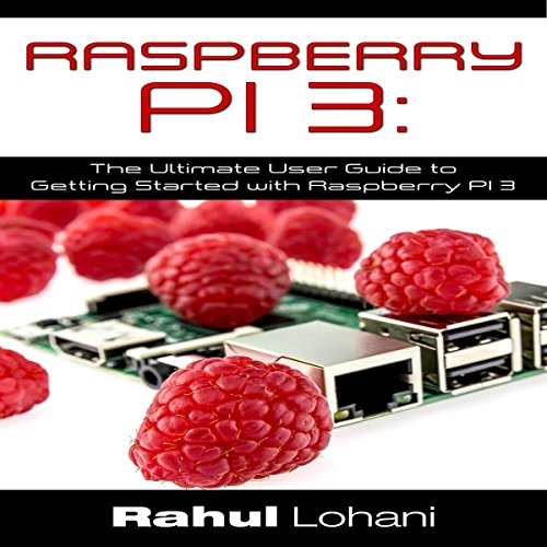 Raspberry Pi 3 audiobook cover art