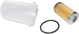 New Yanmar Fuel Filter with O-ring & BOWL 1GM 1GM10 2GM 2GM20 2QM 2QM15 2QM20