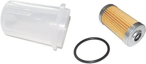 New Yanmar Fuel Filter with O-ring & BOWL YM1500D YM1510 YM1510D YM1600 YM1600D