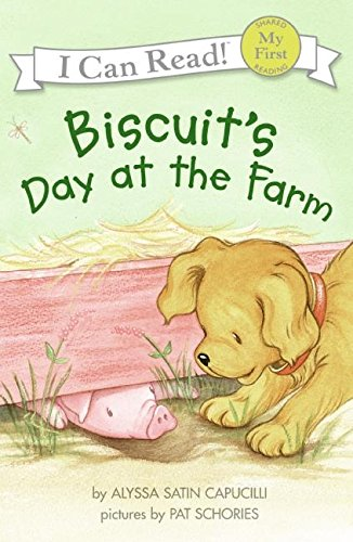 Biscuit's Day at the Farm (My First I Can Read)の詳細を見る