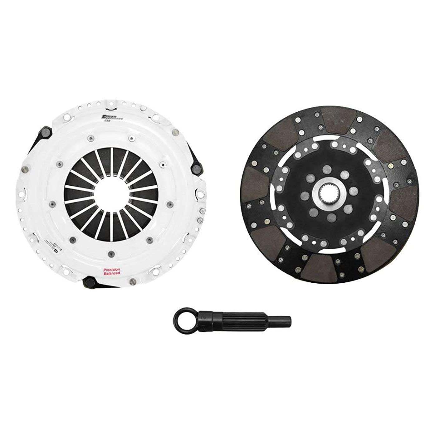 Clutch Masters 17400-HD0F-R Single Disc Clutch Kit with Heavy Duty Pressure Plate (Volkswagen GTI 2015-2015 .)