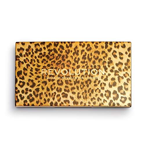 Revolution - Lidschattenpalette - Wild Animal Palette - Courage