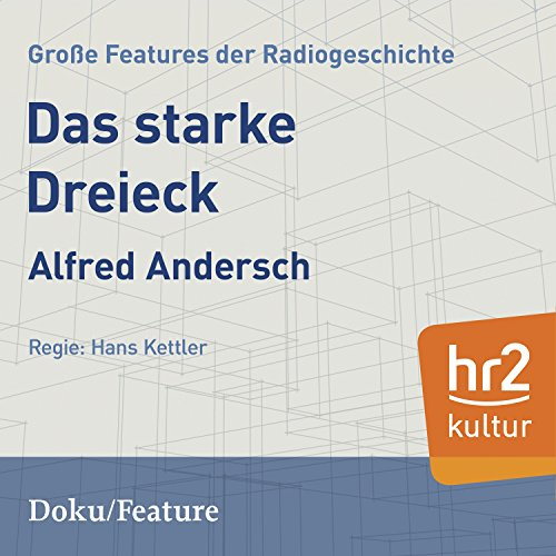 Das starke Dreieck audiobook cover art