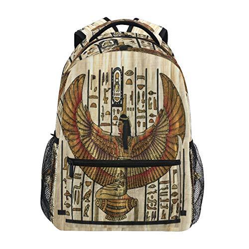 Lerous Zaini Scuola Libro Borsa Antica Religione Egizio Daypack Bambini Ragazzi Donne Uomini Scuola Zaino Da Viaggio