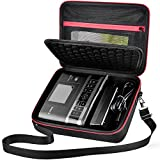Case Compatible with Canon SELPHY CP1300/ CP1200 Wireless Compact Photo Printer and Color Ink/Paper Set - Organizer Storage Bag Only