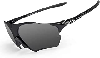 c20b4e05a5 OPEL-R Gafas de Sol Hombre Sin Marco Polarizadas Oakley Jawbreaker, MTB  Gafas de